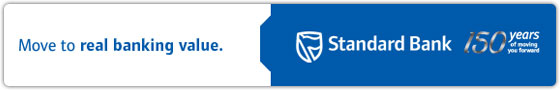 affiliate offer from Standard Bank